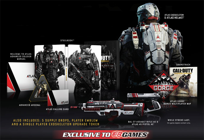 Atlas Corporation Advanced Warfare | www.imgarcade.com ...