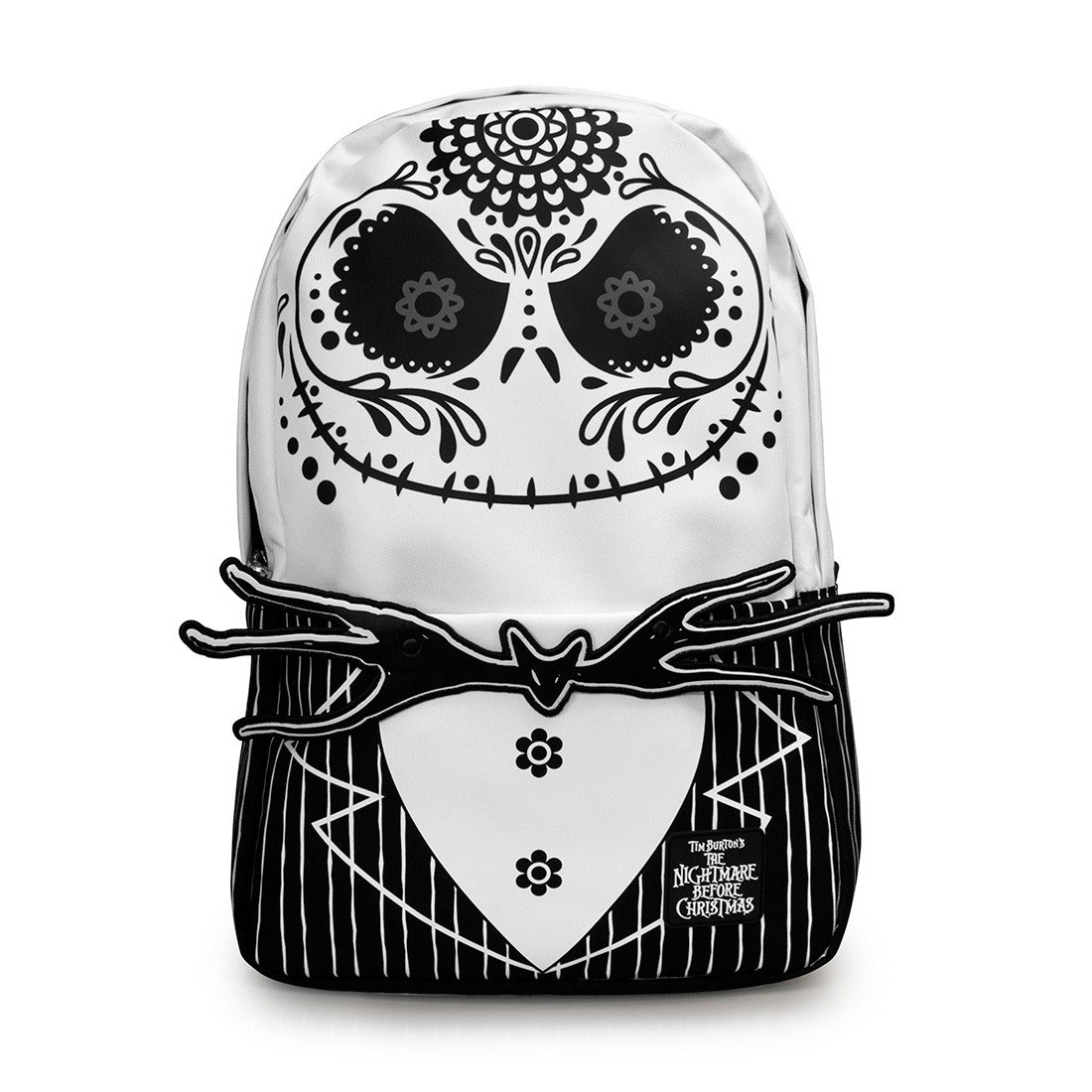 Loungefly x The Nightmare Before Christmas Sugar Skull Jack Backpack ...