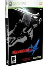 Devil May Cry 4 Collector's Edition (preowned)