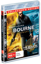 The Bourne Conspiracy: Collector's Edition (preowned)