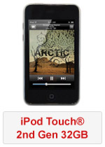 iPod Touch® 2nd Gen 32GB (Refurbished by EB Games)
