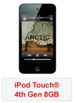 iPod Touch® 4th Gen 8GB (Refurbished by EB Games)