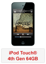 iPod Touch® 4th Gen 64GB (Refurbished by EB Games)