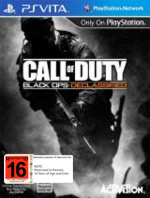 Call of Duty: Black Ops Declassified (preowned)