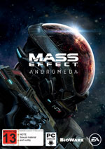 Mass Effect: Andromeda (code in a box)