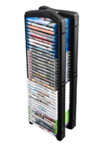 Stealth Media Storage Tower