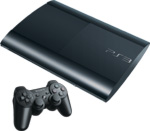 New Look PlayStation 3 500GB Console
