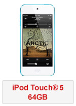 iPod Touch® 5 64GB (Refurbished by EB Games)