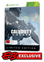 Call of Duty: Ghosts Limited Edition