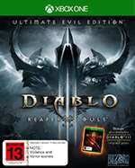 Diablo III: Reaper of Souls Ultimate Evil Edition (preowned)