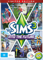 The Sims 3: Into the Future Limited Edition