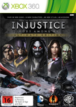 Injustice: Gods Among Us Ultimate Edition (preowned)