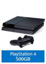500GB PlayStation 4 Console (Refurbished by EB Games)