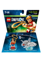 LEGO Dimensions Fun Pack - DC: WonderWoman