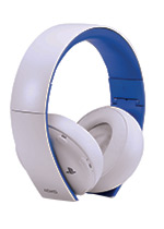 Wireless headphones ps4 playstation - Audiofly AF33 (White) Overview