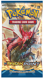 POKEMON TCG XY BREAKpoint Booster
