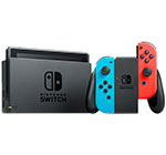 Nintendo Switch Neon Console (Preorder Now for Second Shipment)