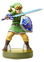 Nintendo amiibo (The Legend of Zelda: Breath of the Wild) - Link (Skyward Sword) Character ...