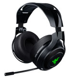 Razer - 7.1 ManO'War - Wireless Headset
