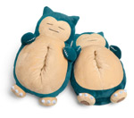 Pokemon - Snoring Snorlax Slippers