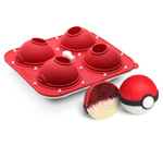 Pokémon - Poké Ball Cupcake Pan