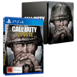 Call of Duty: WWII Steel Case Bundle