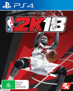 NBA 2K18: Legend Edition
