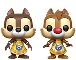Kingdom Hearts - Chip & Dale Pop! Vinyl Figure 2-Pack