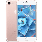 iPhone® 7 256GB - Rose Gold (Refurbished by EB Games)