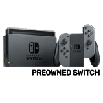 Nintendo Switch Console (Refurbished by EB Games)
