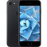 iPhone® 7 Plus 128GB - Black (Refurbished by EB Games)